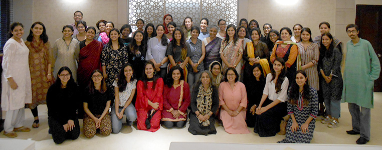 Summer Journalism Institute for Women - Academe India